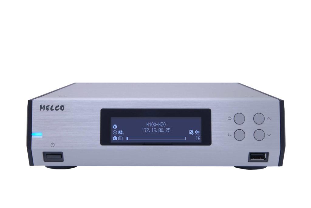 Melco N100 Musikserver Streamer