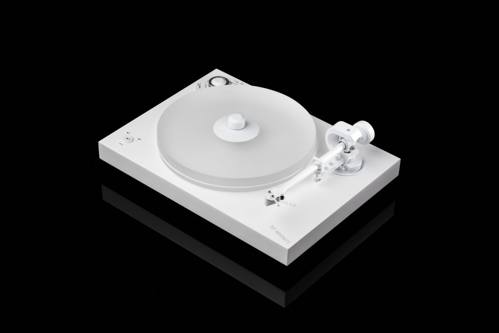 Pro-Ject Plattenspieler 2Xperience Beatles White Album Sonderedition Special Edition