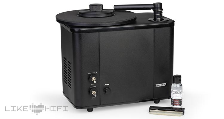 Watson's RCM Record Cleaning Machine Plattenwaschmaschine Schallplattenwaschmaschine Test