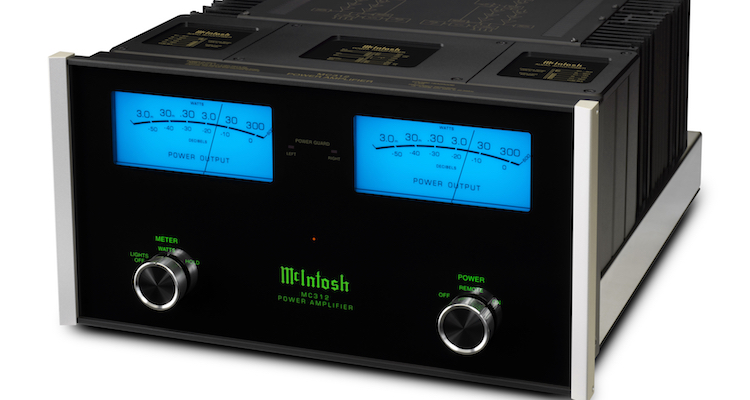 McIntosh MC312 Stereoendstufe