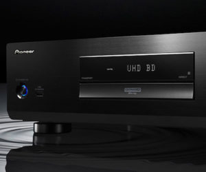 Pioneer UDP-LX800 UHD 4K Bluray Player