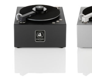 Plattenwaschmaschine Clearaudio smart matrix SILENT