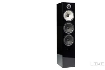 Test Bowers & Wilkins 703 S2 B&W 700er Serie Standlautsprecher