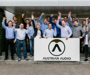Austrian Audio Team AKG Samsung Übernahme