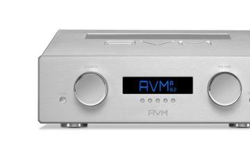 AVM Ovation A 8.3 Verstärker Amp Amplifier Vollverstärker Stereo-Vollverstärker