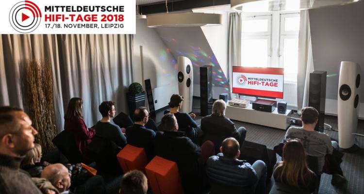 Mitteldeutsche HiFi-Tage 2018 KEF Blade MDHT 2018 HiFi-Tage