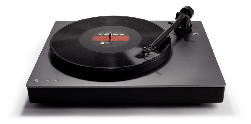 Cambridge Audio Alva TT Plattenspieler Turntable CES 2019 Bluetooth