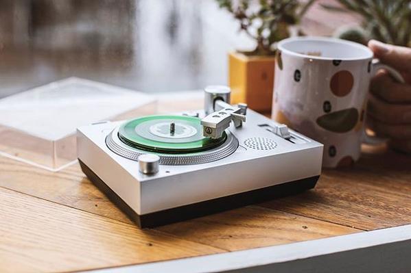 Crosley RSD3 Plattenspieler Mini Turntable 3'' RSD 2019 Record Store Day Gadget