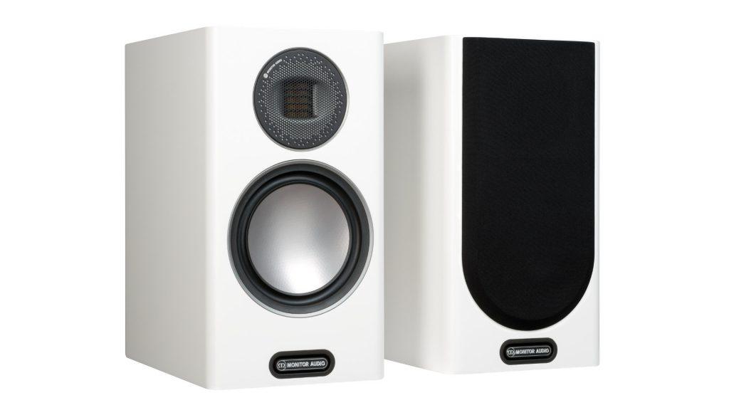 Monitor Audio Gold 100 Serie Series Lautsprecher Speaker Kompaktlautsprecher Regallautsprecher