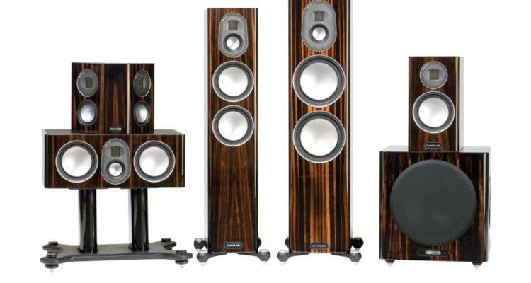 Monitor Audio Gold-5G-Serie Series Gold Speaker Lautsprecher