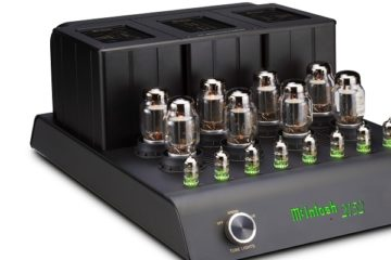 Röhrenendstufe McIntosh MC2152 AC 70th Anniversary 2-Channel Vacuum Tube Amplifier