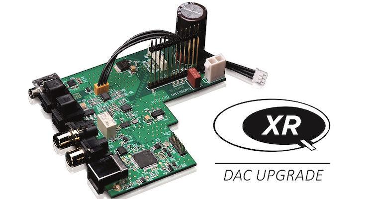Cyrus Audio QXR 6 Update Verstärker Amp