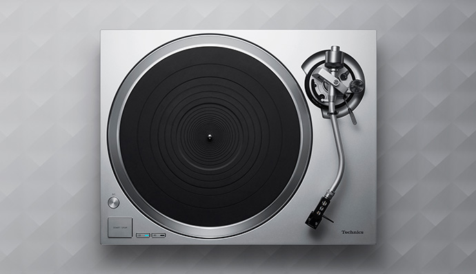 Technics Plattenspieler SL-1500C Turntable CES 2019