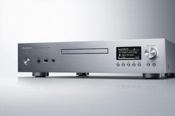 Netzwerkplayer SL-G700 von Technics CES 2019 Netzwerk-/Super Audio CD-Spieler SACD-Player