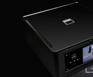 NAD M10 BluOS Streaming-Verstärker CES 2019 Streaming Amplifier
