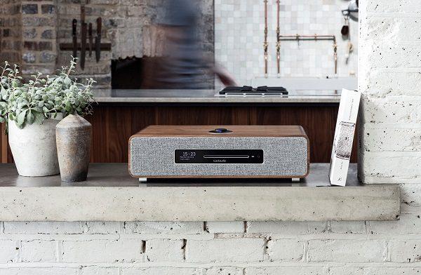 Ruark Audio R5 Musiksystem Radio All-in-One-System