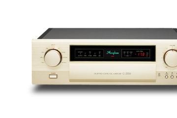 Die Frontansicht des STEREO CONTROL CENTER C-2150 Vorverstärker PreAmp Stereo