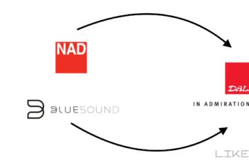 Dali NAD Bluesound Vertrieb Deutschland Wechsel April 2019