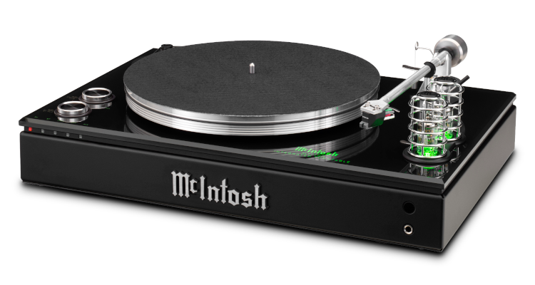 McIntosh MTI100 AC Turntable Plattenspieler