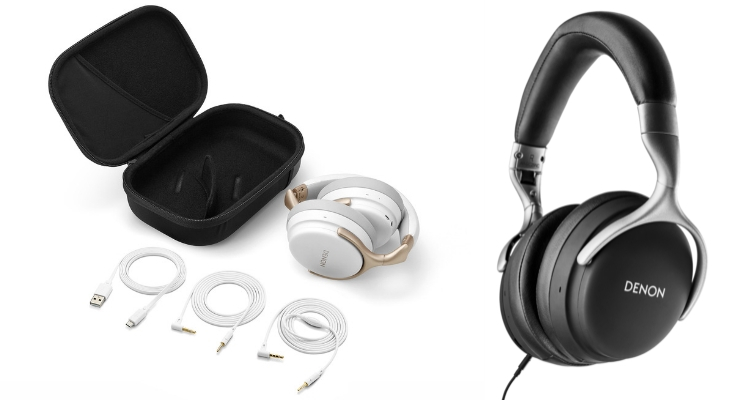 Der ANC Kopfhörer Denon AH-GC25NC