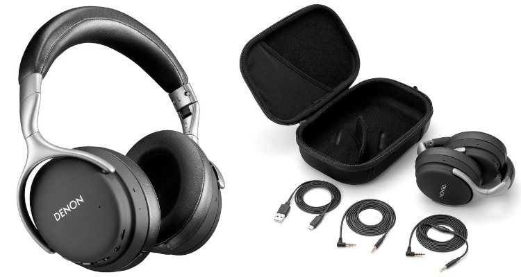 ANC und Bluetooth im Denon AH-GC30