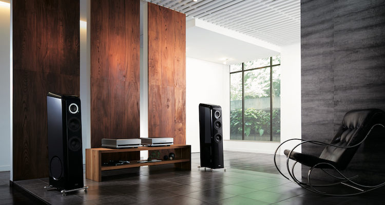 TAD Labs Evolution TX series Speaker Lautsprecher