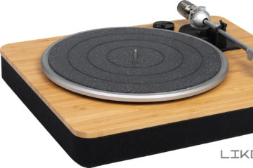 Plattenspieler House Of Marley Stir It Up Review Test Turntable