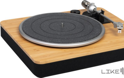 Plattenspieler House Of Marley Stir It Up