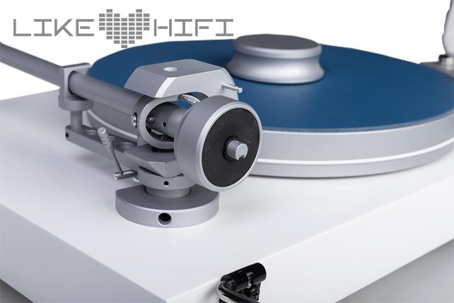 ATR Celebration 40 Plattenspieler Test Review Pro-Ject Ortofon Turntable HiFi Tonarm Tonearm