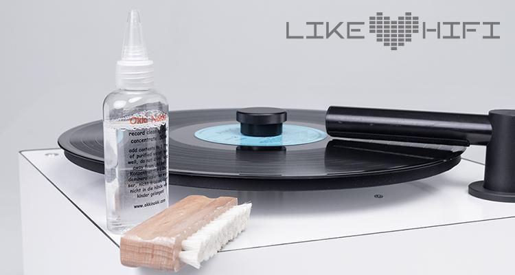 Okki Nokki 2 Plattenwaschmaschine Test Review