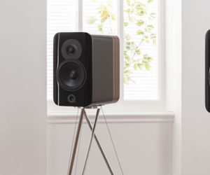 Die Q Acoustics Concept 300 Lautsprecher Speaker Kompaktlautsprecher Regallautsprecher