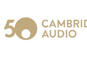 Cambridge Audio Logo 50 years