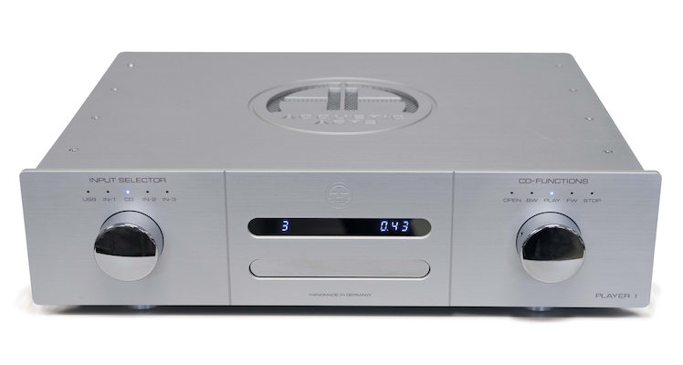 Accustic Arts CD-Player IDC Klaassen Vertrieb Deutschland High End