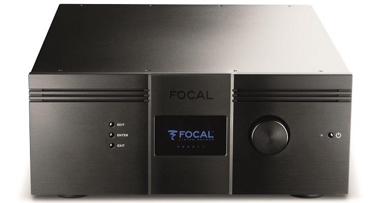 Focal Astral 16 Multiroom AV Prozessor Verstärker Heimkino High End