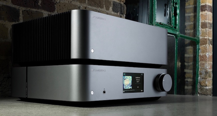 Cambridge Audio Edge NQ TIDAL
