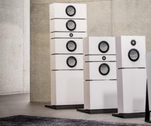 Lyravox Hamburg Aktivlautsprecher – die Pure-Modelle der KARL Familie
