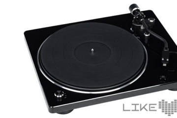 Denon DP-400 Plattenspieler HiFi Turntable Test Review