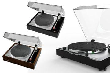 Thorens: Gleich drei neue Plattenspieler Turntable High End HiFi