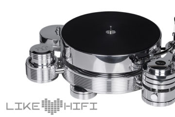 Transrotor Alto Test Review mit SME M2-9R und MC Merlo High End Turntable Plattenspieler