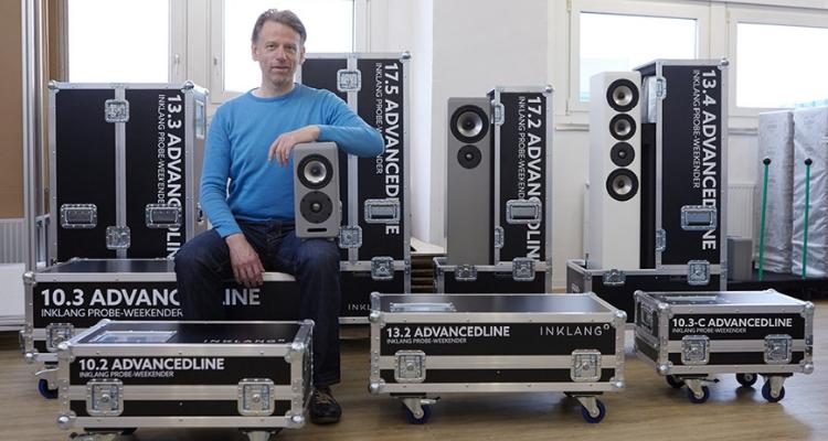 INKLANG Lautsprecher Probe-Weekender kaufen High End Hifi Hamburg