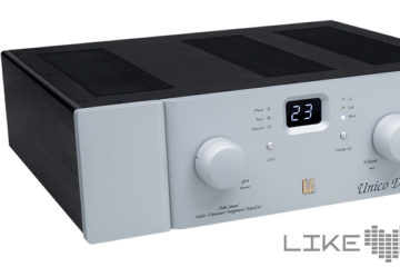 Unison Research Unico Due Vollverstärker Amp Amplifier Test Review