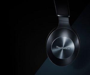 Neue Technics Bluetooth-Kopfhörer
