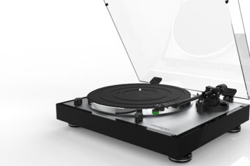 Thorens TD 402 DD Plattenspieler Turntable Vinyl Schallplattenspieler
