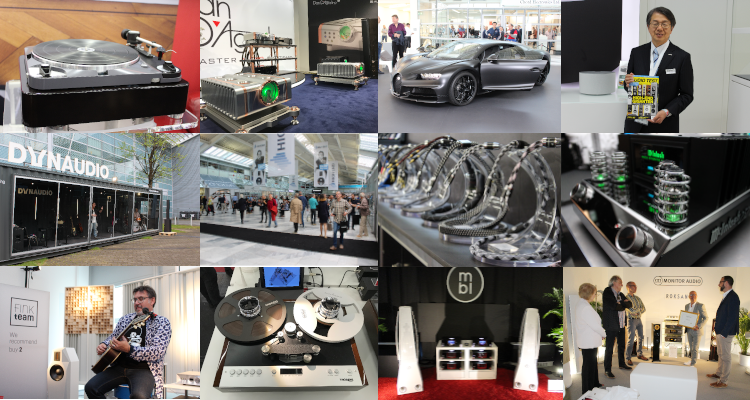 HIGH END 2019 Bilder Messerückblick Report Messebericht Review Vor Ort Bericht