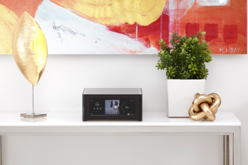 NAD M10 BluOS Streaming-Verstärker CES 2019 Streaming Amplifier