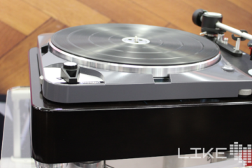 Thorens TD124DD TD124 DD Plattenspieler Turntable HIGH END 2019 Hifi