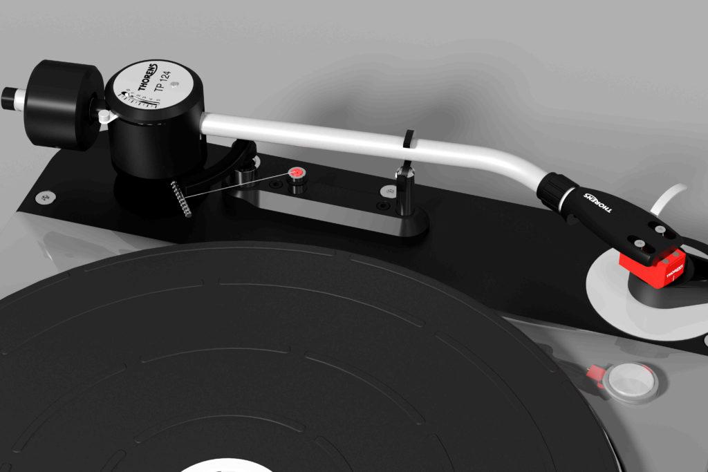 Thorens TD124DD TD124 DD Plattenspieler Turntable Tonarm Tonearm MC Tonabnehmer HIGH END Kuerten 2019 Hifi