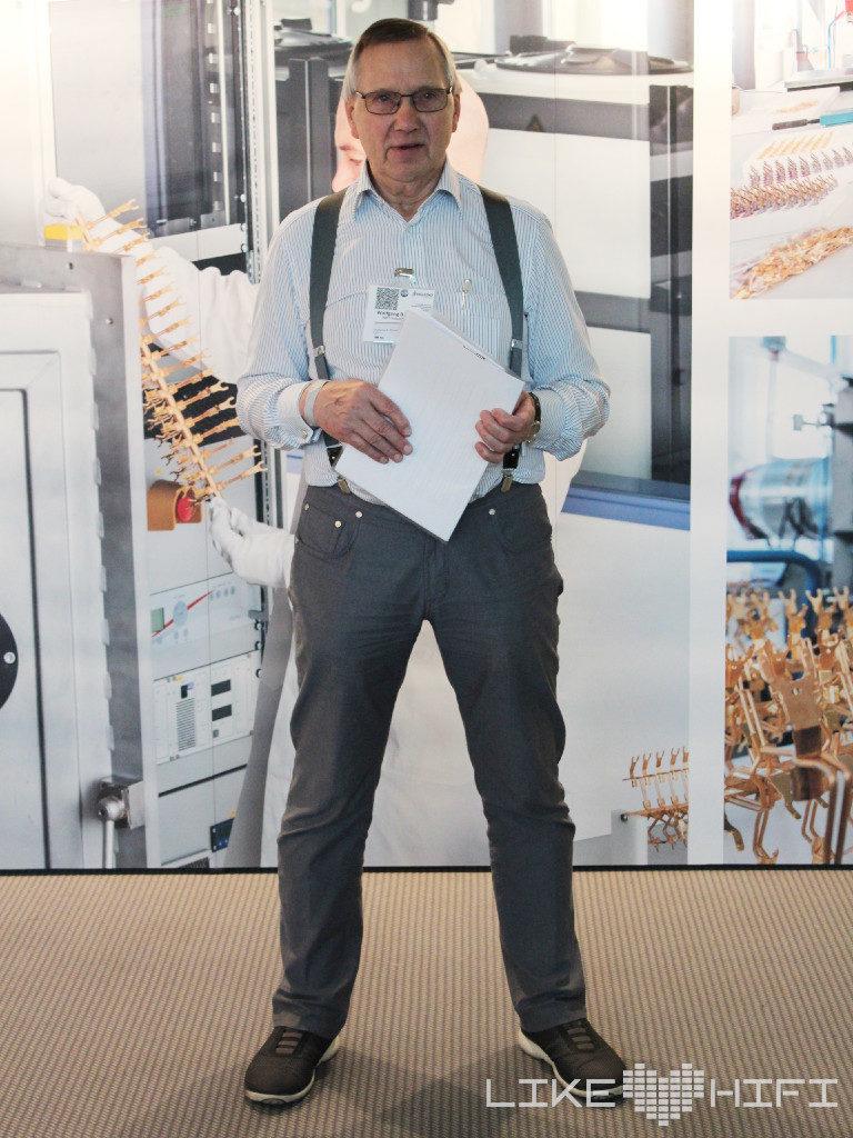 Audio Steckverbindern WBT PlasmaProtect Wolfgang Thörner Hifi Stecker Terminal Anschlüsse