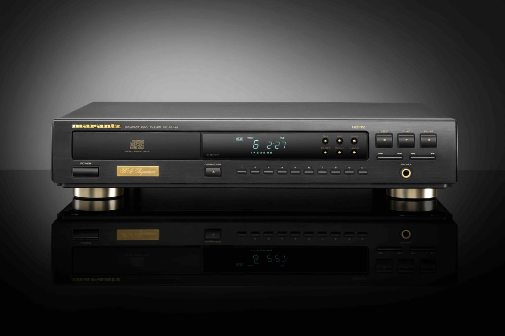 Marantz CD 63 mkII KI CD Player