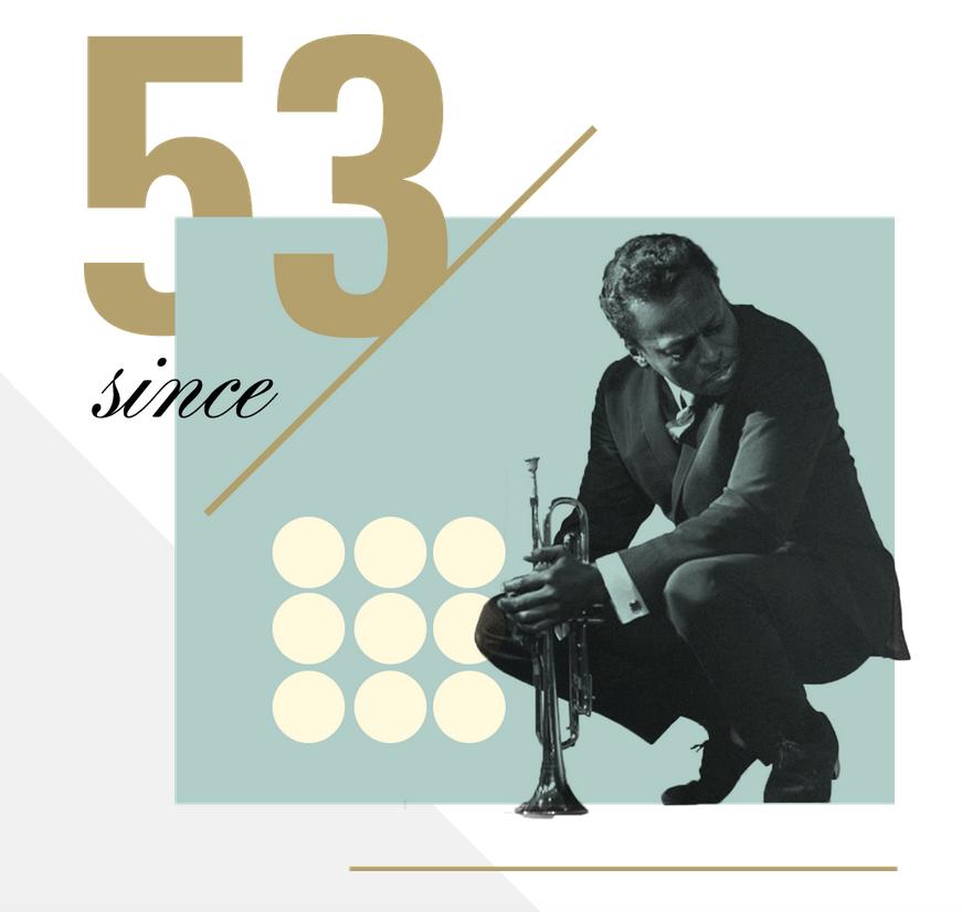 Marantz 1953 Trumpet Jazz Trompeter Musiker Musician